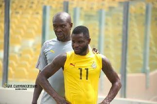 Mubarak Wakaso reacts to CK Akonnor's dismissal