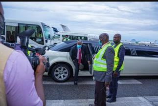 Social Media Blasts Deeper Life Pastor For Flying In a Jet and Riding In A Limousine To A Crusade