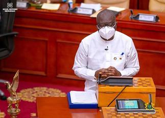 Ghana's fiscal position very bad
