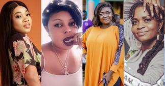 Ayisha Modi Releases Chat of how Afia Schwar, Tracey Boakye, Diamond Appiah were Sacked from Moesha's House ▷ Ghana news