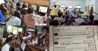 Feature: The growing craze among Ghana's youth to get rich quick through sports betting ▷ Ghana news