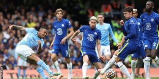 Gabriel Jesus gives Man City stunning 1- 0 win over Chelsea