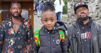Samini: Another son of Musician pops up in Canada; Photos Excite Ghanaians Online ▷ Ghana news