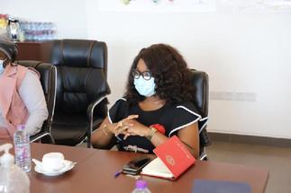 GIFEC gets new Deputy Administrator