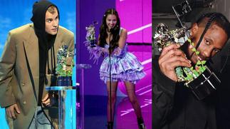 Justin Bieber, Beyonce, Wizkid and all the VMAs 2021 winners