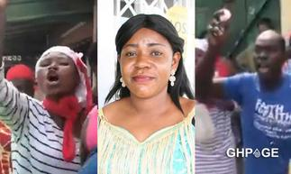 Takoradi: Family and friends of alleged pregnant woman invoke curses on Police, Regional Minister