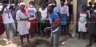 Takoradi woman's neighbours invoke curses on persons disputing pregnancy claim