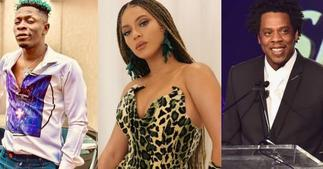 Shatta Wale sends message to Beyoncé, JAY-Z after losing out on 2021 MTV VMA
