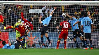 Black Stars could've won the World Cup if Suarez hadn't 'cheated'