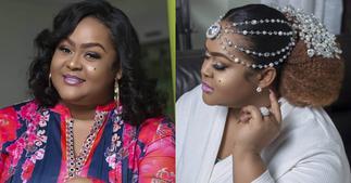 Vivian Jill: Photo of Kumawood Actress' Lookalike Father Drops for the First time ▷ Ghana news