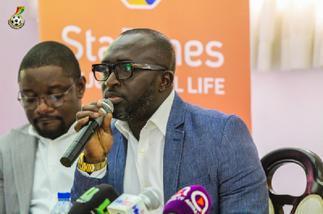 Augustine Arhinful confident that Black Stars will make it to Qatar