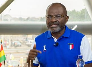 Kennedy Agyapong Donates Ghc 50,000 to Late Ahmed Suale's Widow After Claims Anas Neglected Her