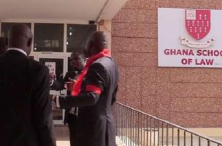 499 LLB students sue Ghana Law School Director, AG over entrance exams