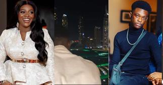 Jackie Appiah: Actress' son Damien Celebrates 16th Birthday in Dubai; rich Video Drops ▷ Ghana news