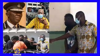Medikal sent to Ankaful Prison after remand into Prison custody for five days