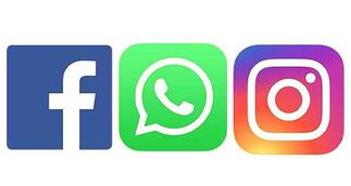 Facebook, Instagram, WhatsApp Down Globally