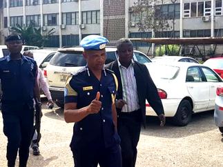 ACP Agordzo sues IGP, AG over his interdiction