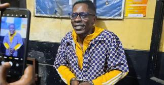 Shatta Wale, 3 others appear before court today