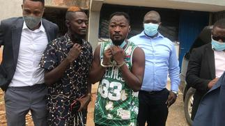 Funny Face referred to Psychiatric Hospital for medical examination after outburst