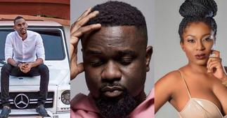 Ibrah One drops shocking doom prophecy about Sarkodie and Tracy
