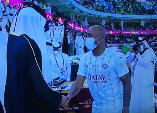 Ghana captain Andre Ayew wins first title with Qatari giants Al Sadd SC
