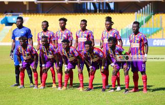 Angola referee to handle first game between Hearts and WAC