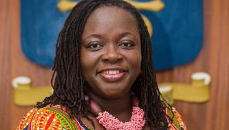 Prof. Nana Aba Appiah Amfo confirmed substantive Vice-Chancellor of University of Ghana