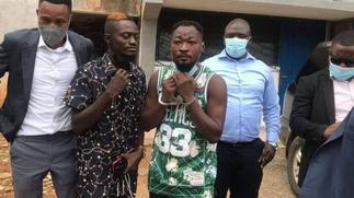Lilwin Shows Deep Brotherly Love As He Visits Funny Face In Police Cells