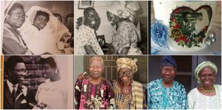 Couple who got married in 1961 celebrates 60th anniversary with cute photos ▷ Ghana news