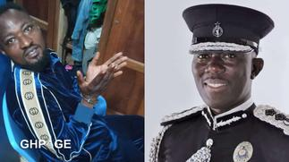 IGP ordered the arrest of Funny Face