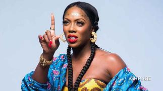 Tiwa Savage reacts to her viral bedroom tape with her boyfriend