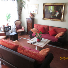 Homestay in madrid(Madrid)