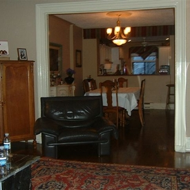 Homestay in montreal(Quebec)