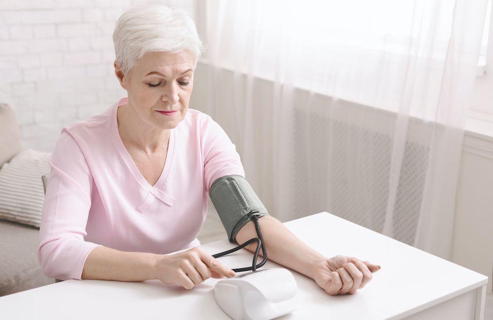 Nadciśnienie tętnicze u osób starszych - profilaktyka i pomoc