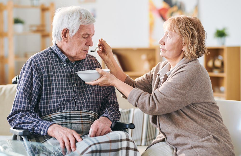 Na czym polega praca opiekunki osób starszych?