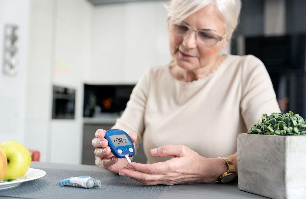 Cukrzyca u osób starszych