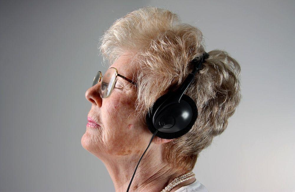 Muzykoterapia dla seniorów