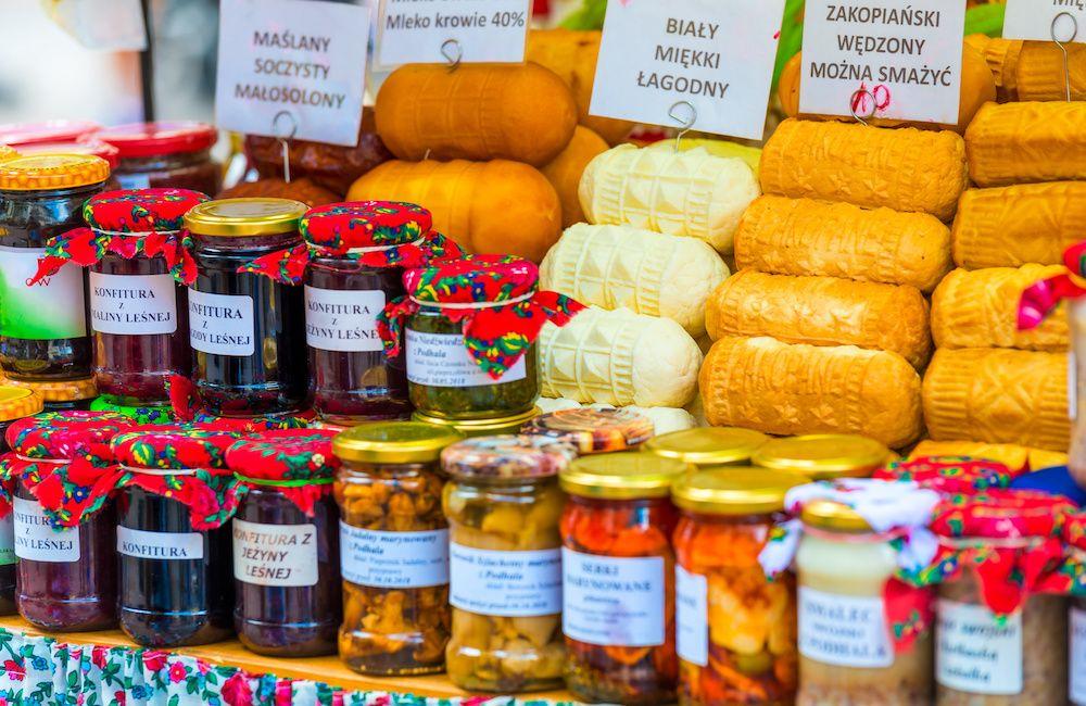 Sklepy z polską żywnością w Niemczech, czyli odrobina polskości poza granicami ojczyzny
