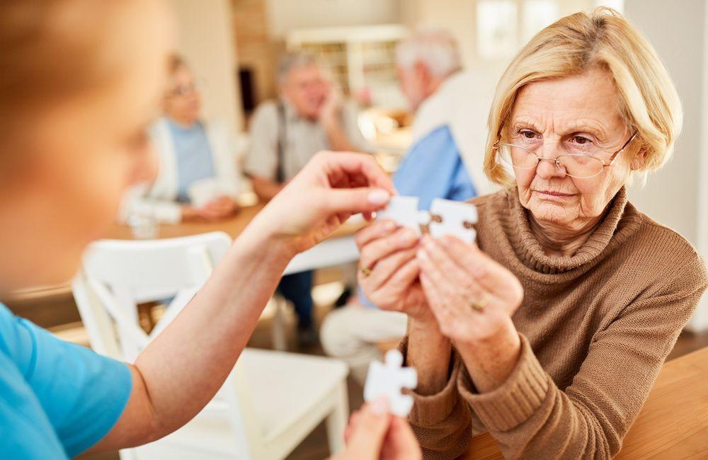 Metody aktywizacji seniora z demencją