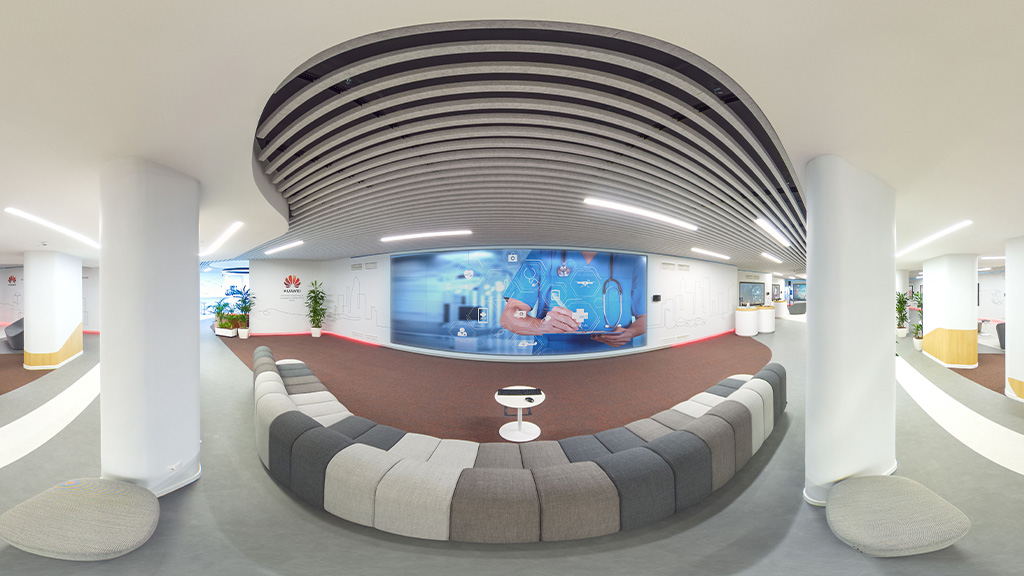 Huawei Virtual Tour