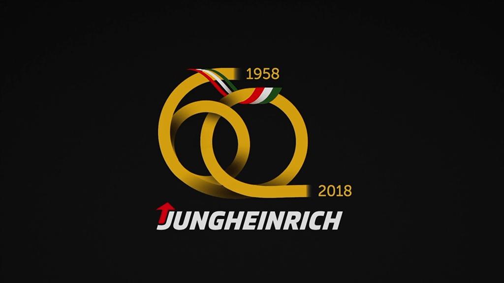 Jungheinrich 60 anni