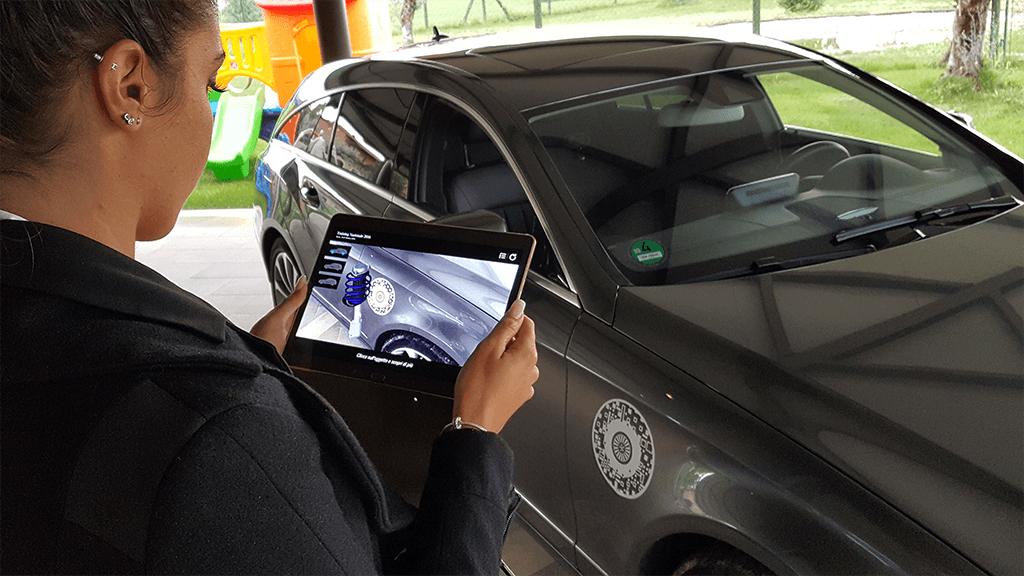 Mercedes Training 2016