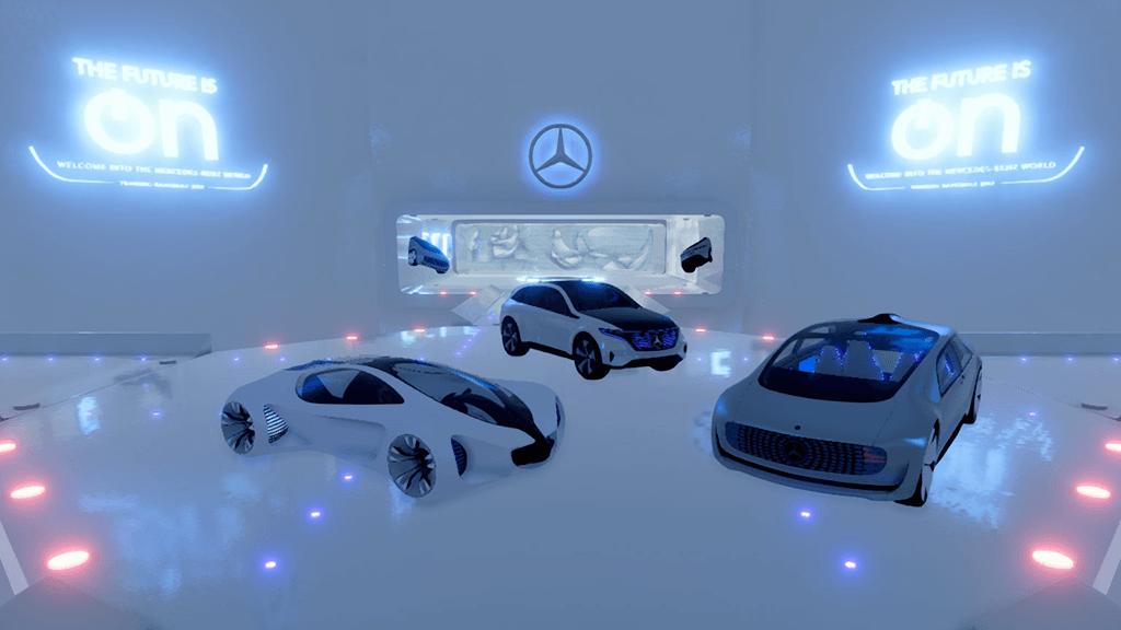 Mercedes Training 2017