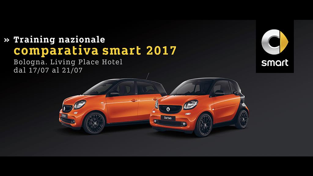 Mercedes Comparativa Smart 2017