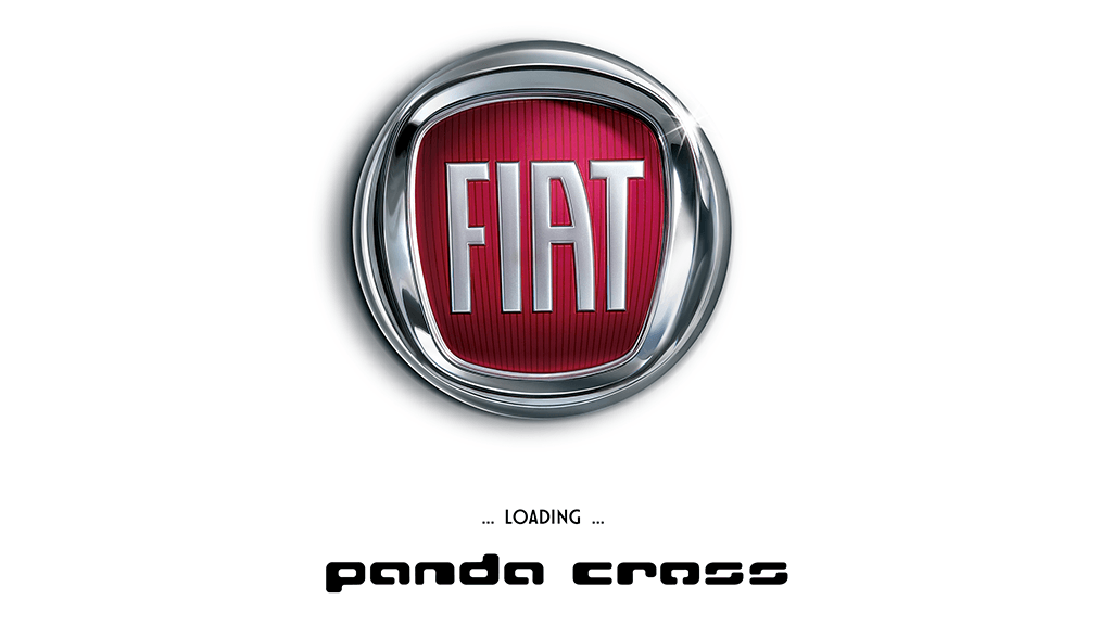 Lancio Fiat Panda Cross