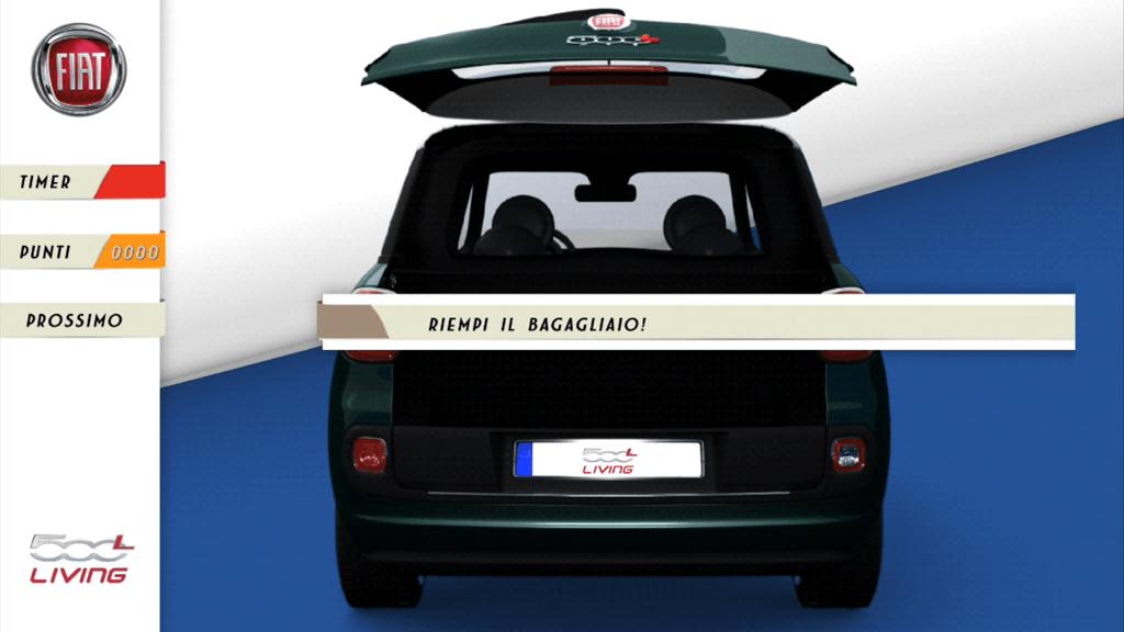 Fiat Tour 500L