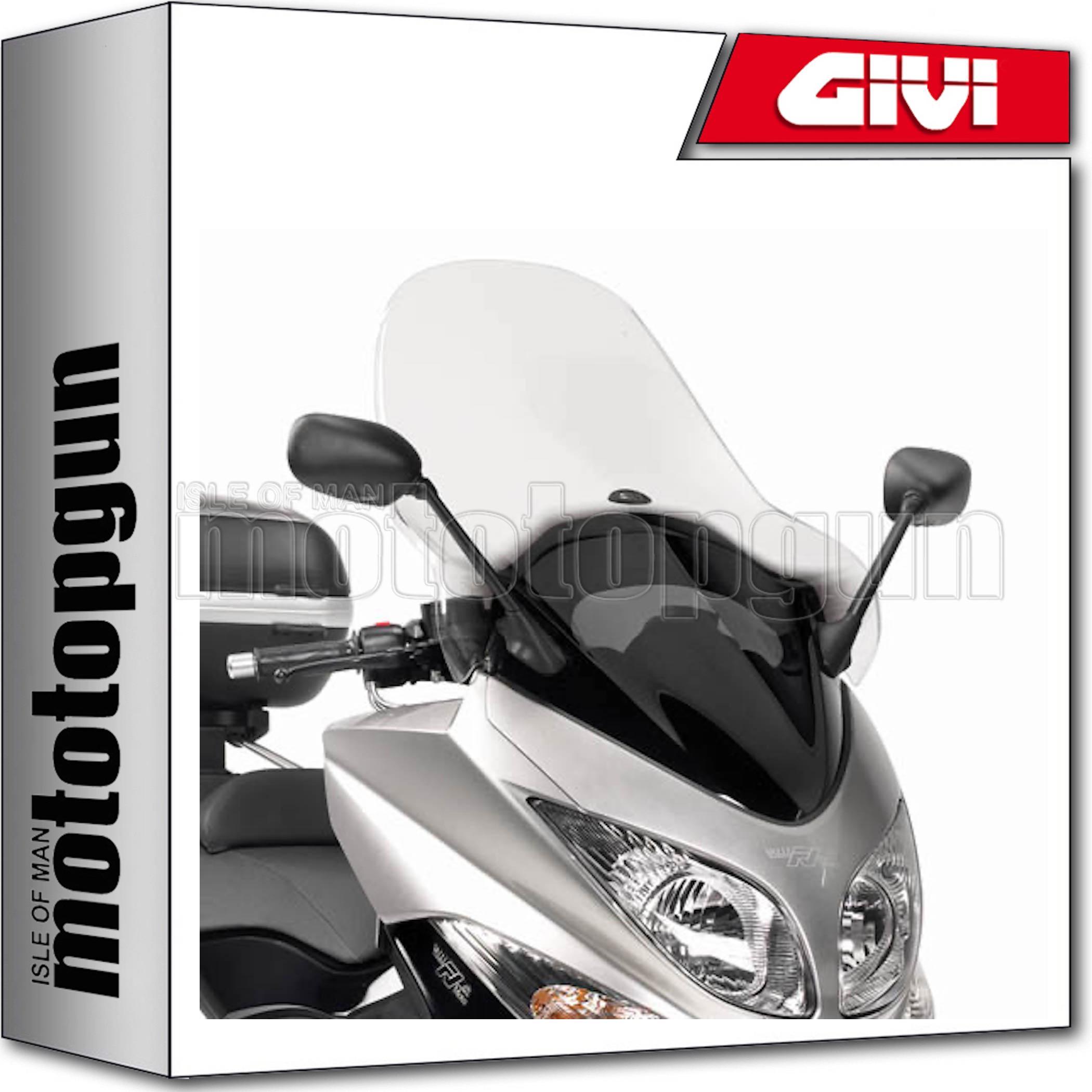 GIVI BULLE D442ST COMPATIBLE AVEC YAMAHA TMAX T-MAX 500 2008 08 2009 09 2010 10 2011 11