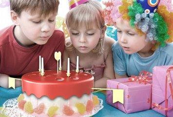 צעצוע לימי הולדת וחגיגות