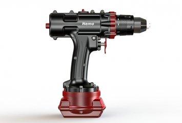 מקדחה תת-מימית עבור חברה Nemo Power Tools