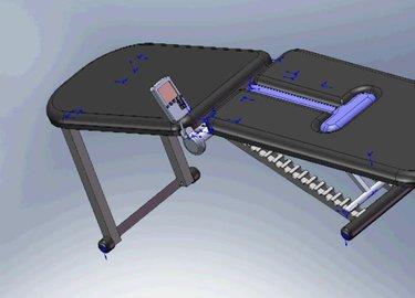 ספסל התעמלות דיגיטלי